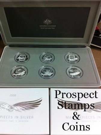 Royal Australian Mint 2008 Coin Releases 2008 2010