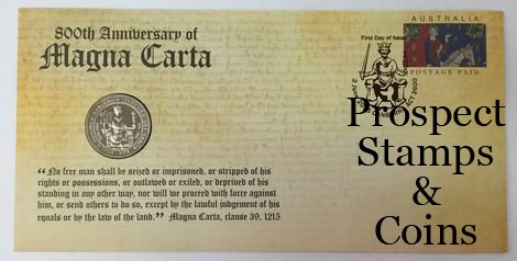 Magna carta date in Perth