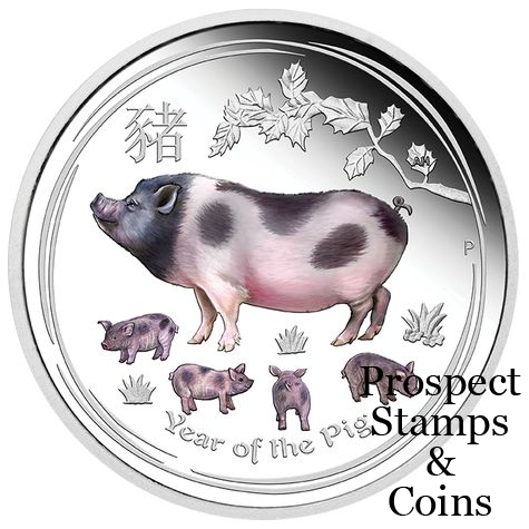 The Perth Mint 2019 Coin Releases 2019 Year Of The