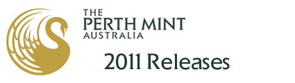 Perth Mint 2011 Releases