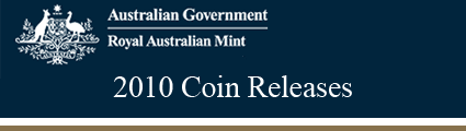 Royal Australian Mint 2010 Releases