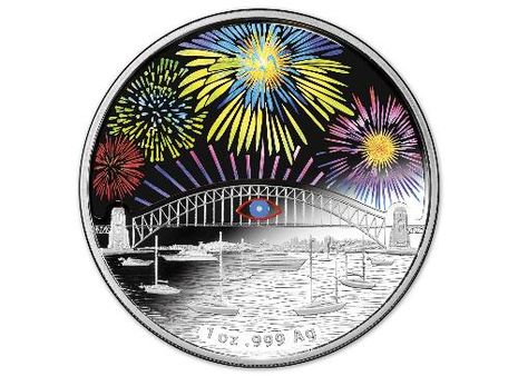 Royal Australian Mint 2014 Coin Releases 2014 Sydney