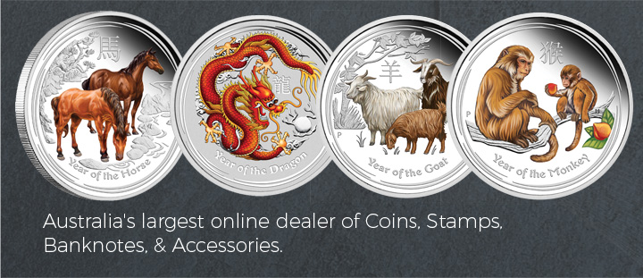 Prospect Stamps and Coins - Australia's Biggest Online Coin