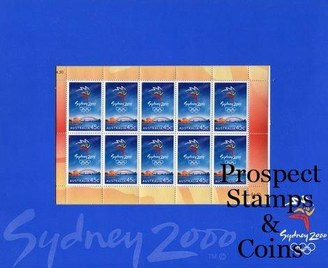 Home :: Stamps - Australian :: Australian Post Office Packs :: 1999 - 306 -  Sydney 2000 - Australia Post Office Pack