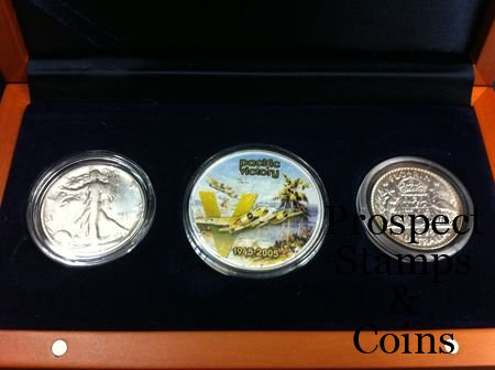 Home :: World Coins :: 2005 The End of World War II Coin Collection
