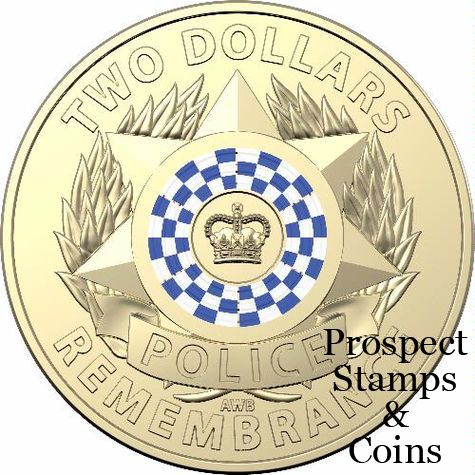 2018 $2 30th Anniversary REMEMBRANCE same as 2017 but 2018 date on Obverse